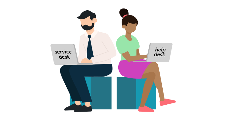 help desk service desk call center